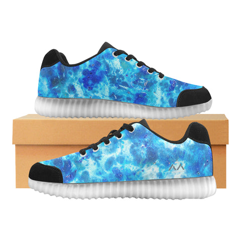 "Herren-Leuchtschuhe ""Light up Clouds"" (046)"