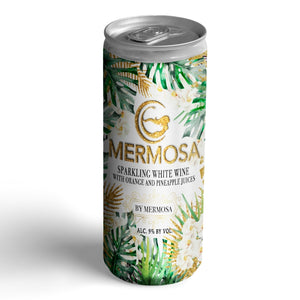 Mermosa Can 4-Pack - SOLD OUT