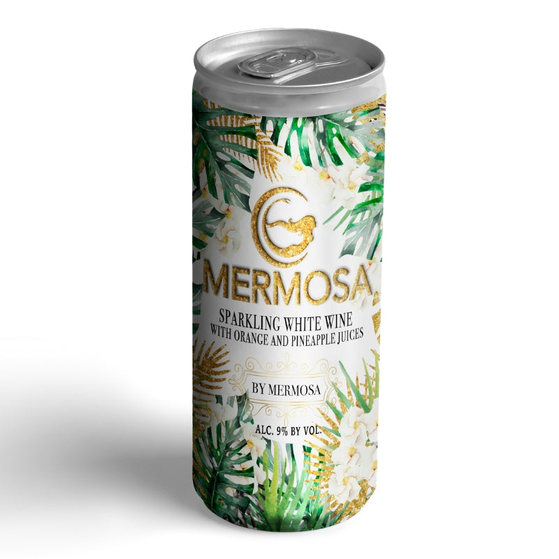 Mermosa Can 4-Pack