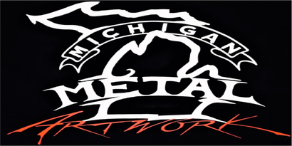 Michigan Metal Artwork