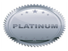 Metal Money Rewards Platinum Tier - Michigan Metal Artwork