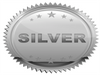 Metal Money Rewards Silver Tier - Michigan Metal Artwork