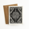 Bohemian Vibes Greeting Card