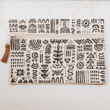 Hand-Drawn Pouch 5