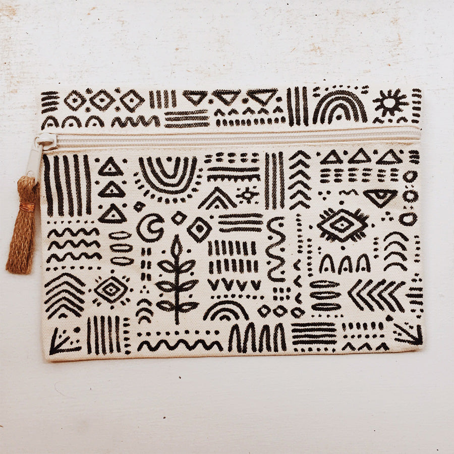 Hand-Drawn Pouch 2