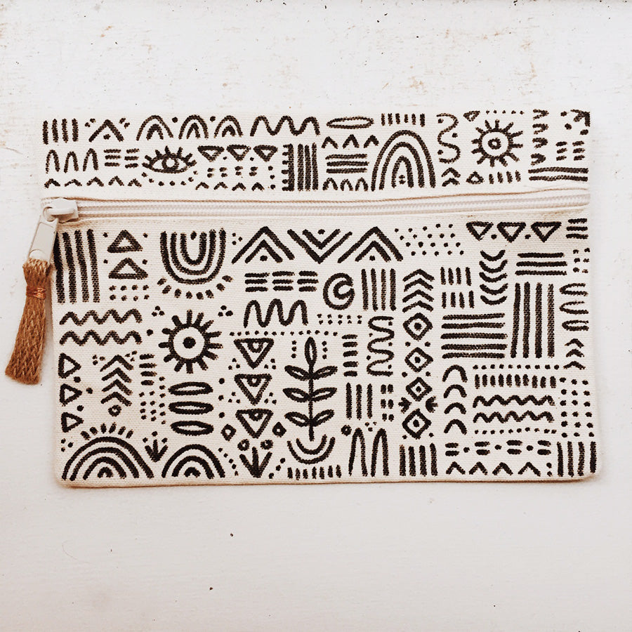 Hand-Drawn Pouch 3