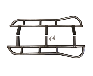1996 - 2002 3rd Gen Toyota 4Runner Angled Weld On Sliders