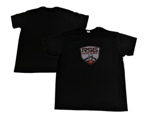 Black RSG Metalworks Tee