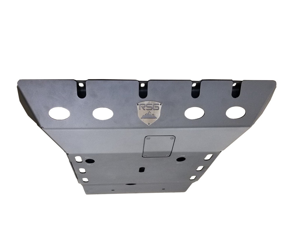 2014 - 2021 5th Gen Toyota 4Runner Front Skid Plate W/ RSG Attached Logo (KDSS compatible)