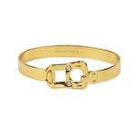 CAN TAB BRACELET - GOLD