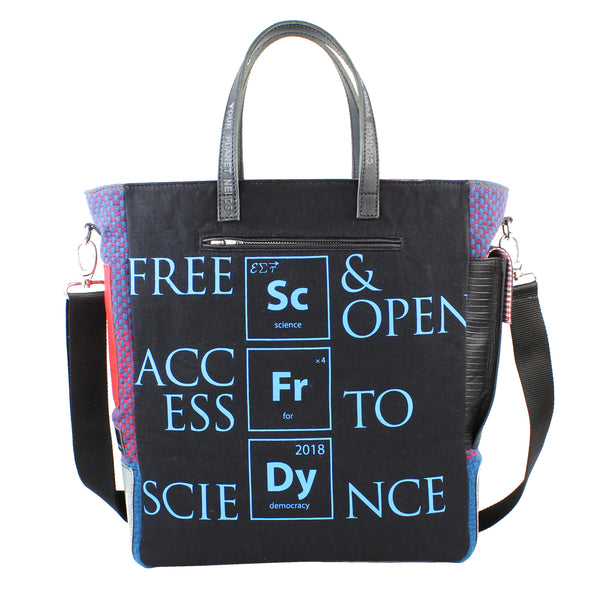 MESSAGE BAG - BLUE