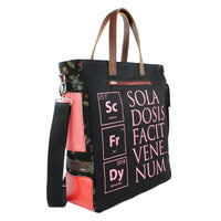 MESSAGE BAG - PINK