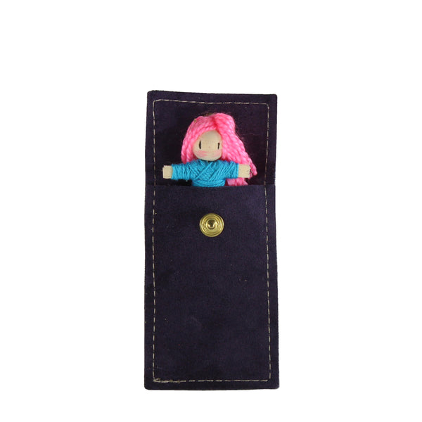 WORRY DOLL - BLUE