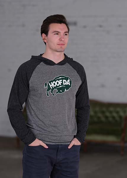 BISON Lightweight Fleece Sweatshirt