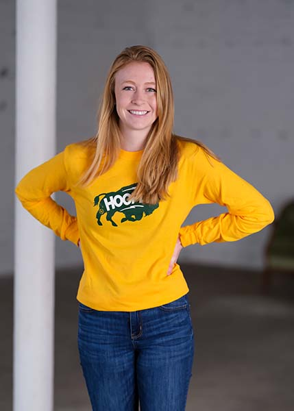 BISON Ultimate Fleece Cowl Neck Tunic Sweatshirt