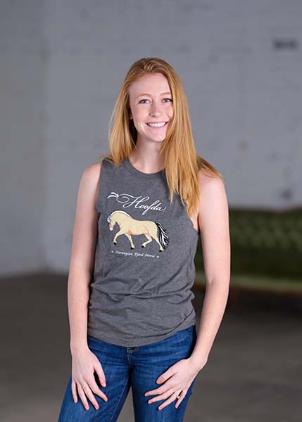 BISON PERFORMANCE TRIBLEND LONG SLEEVE HOODED PULLOVER