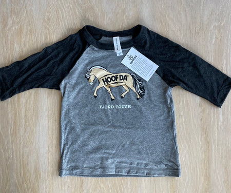 "HOOFDA®  ""BISON HEAD"" TEE"