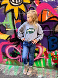 BISON Long Sleeve Youth Tee