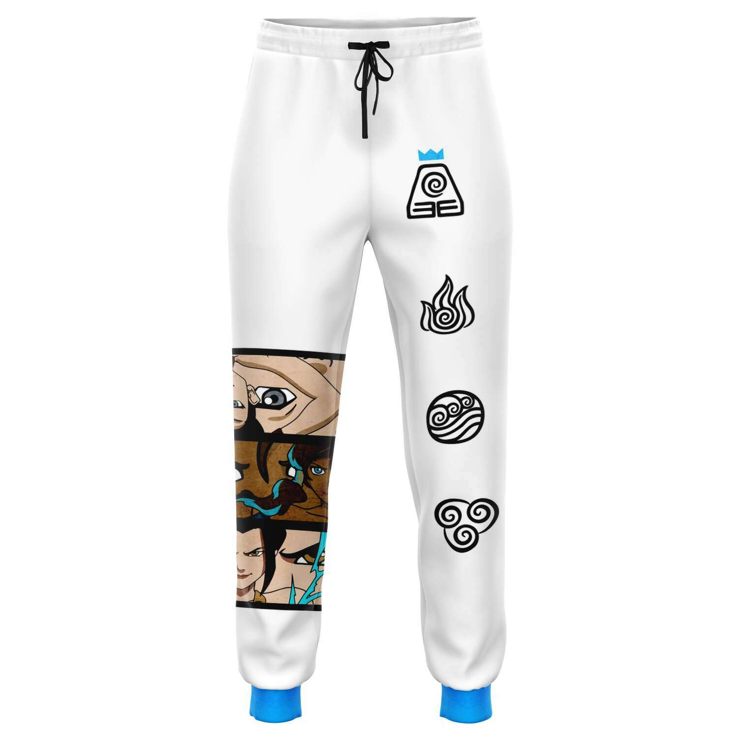 Bender Babes [Wave 1] (White) Joggers