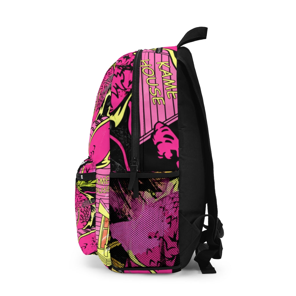 Divine Kame House [Pink Lemonade] Backpack