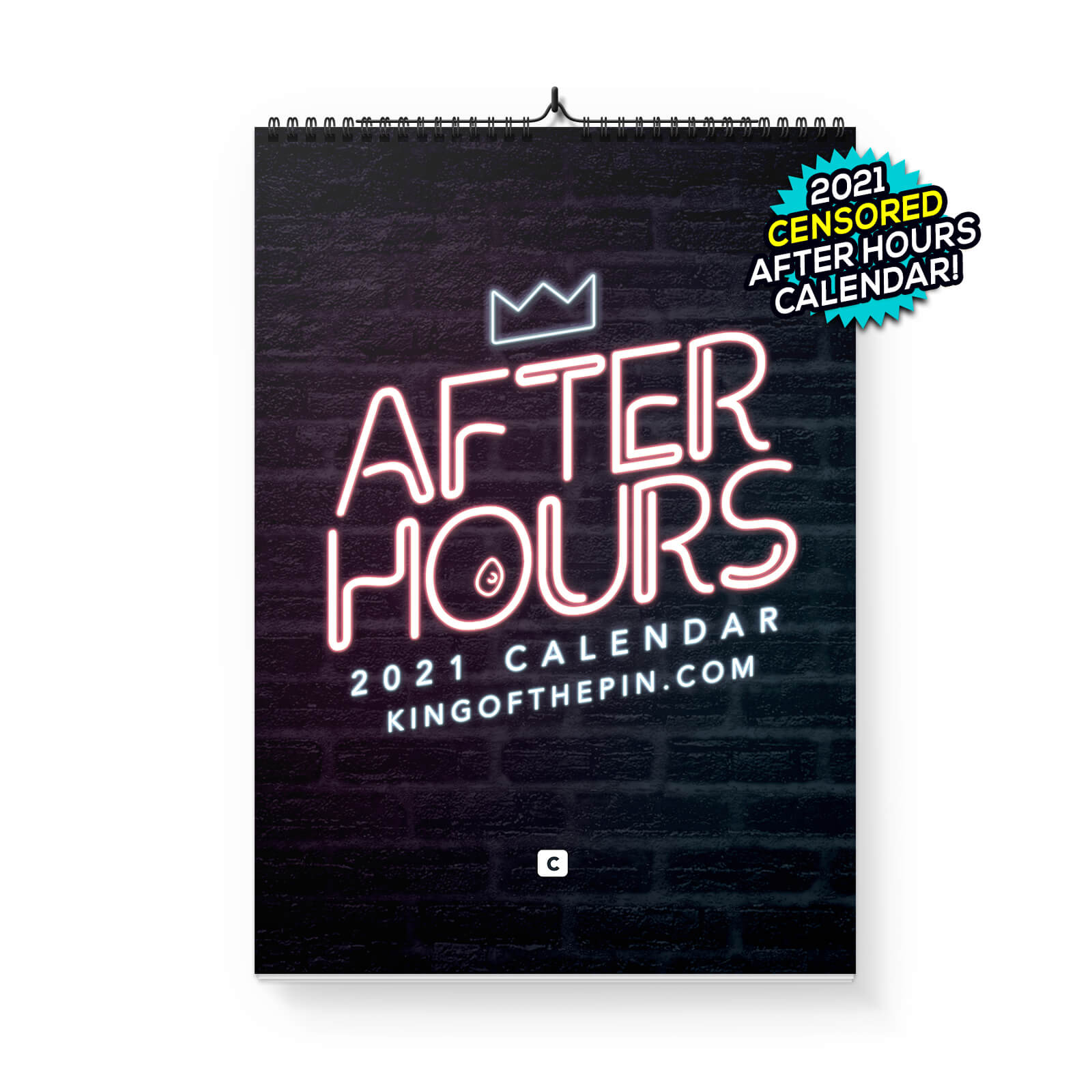 2021 After Hours (Censored) Calendar