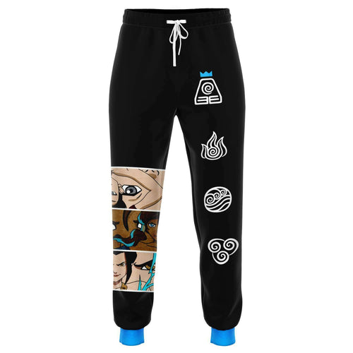 Bender Babes [Wave 1] (Black) Joggers