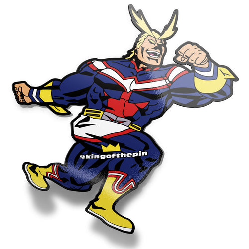All Might SMASH Sticker