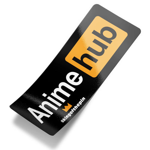 AnimeHub Sticker