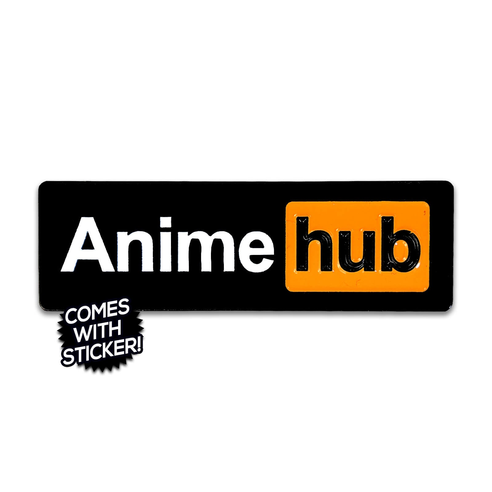 AnimeHub Enamel Pin