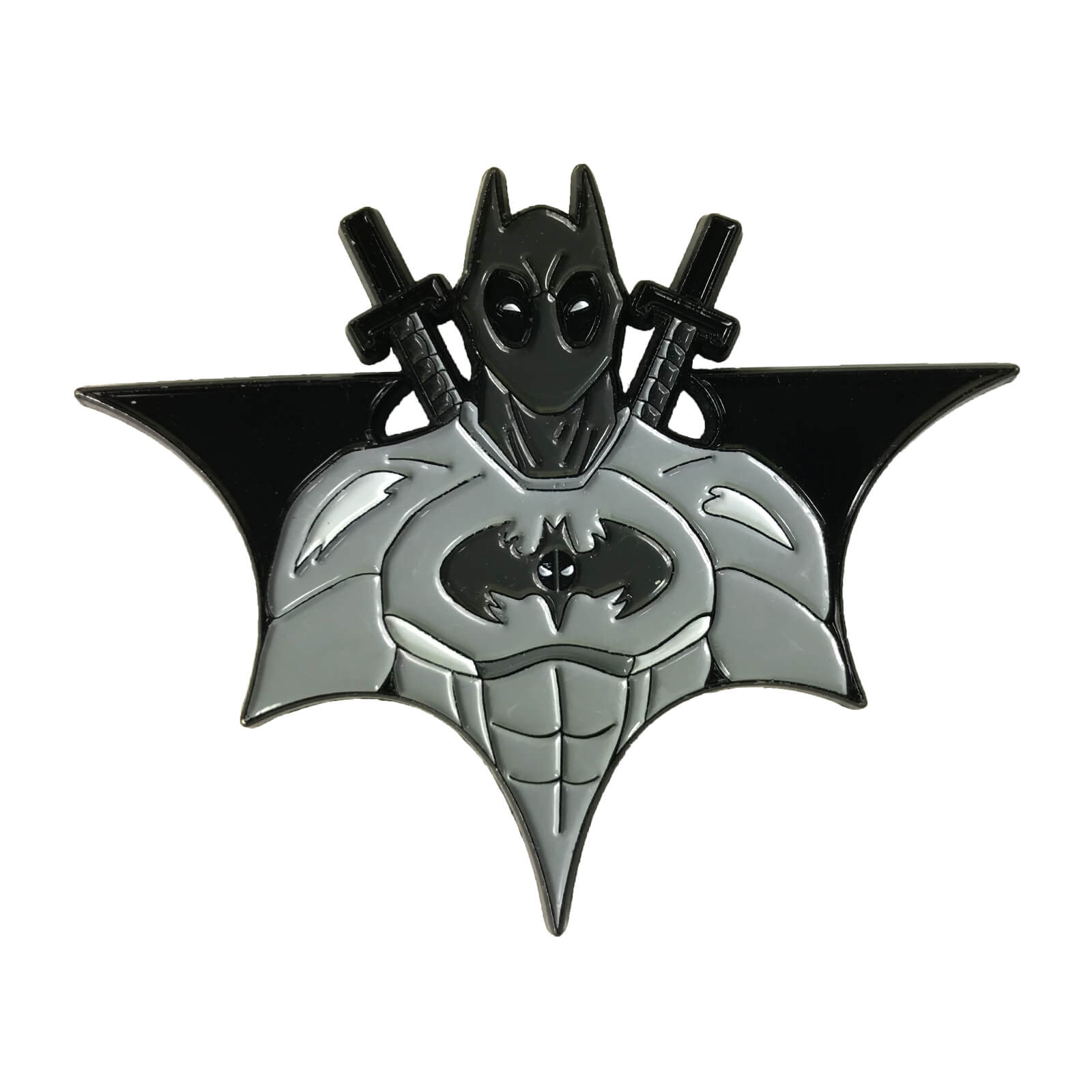 Batpool Enamel Pin