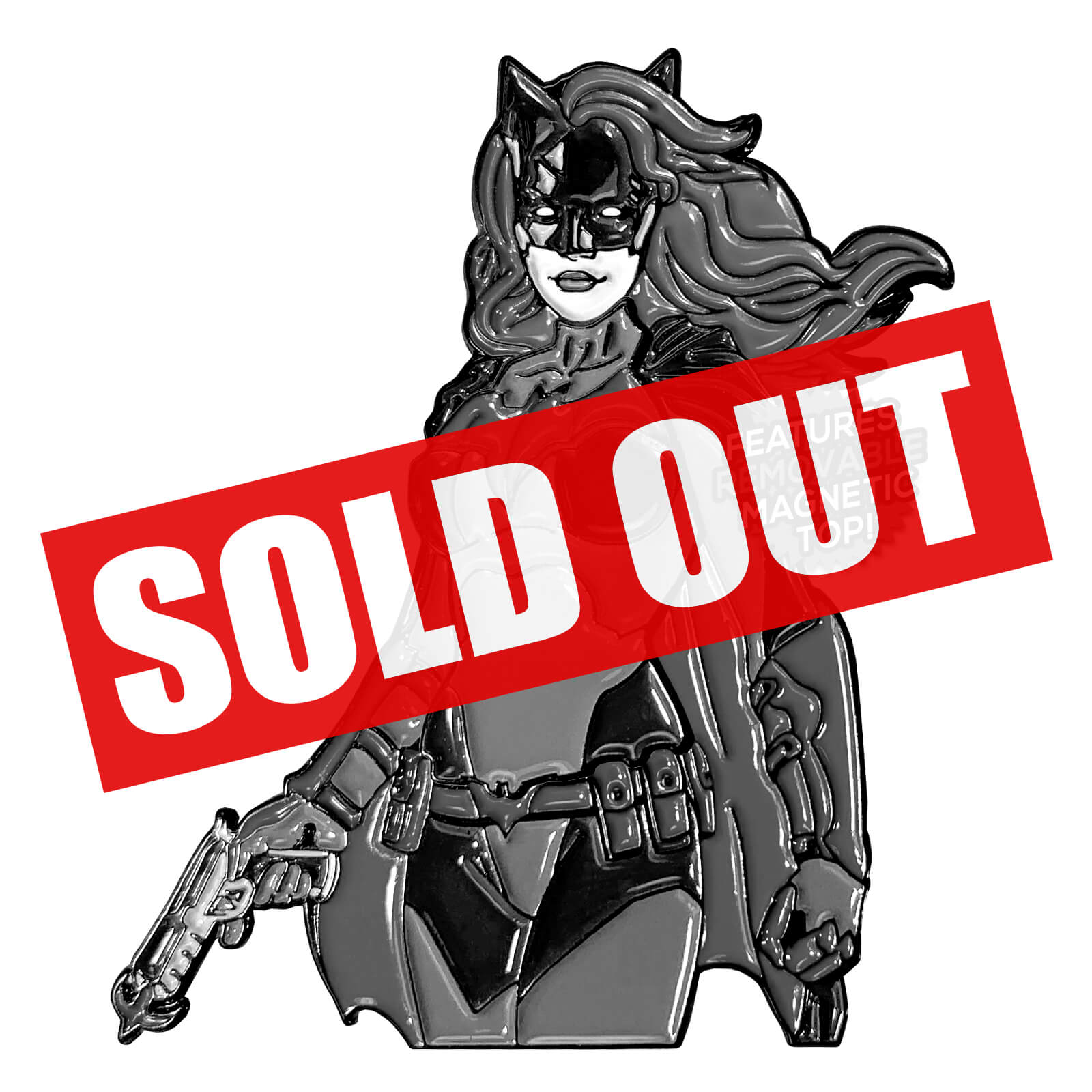 Batwoman After Hours Enamel Pin