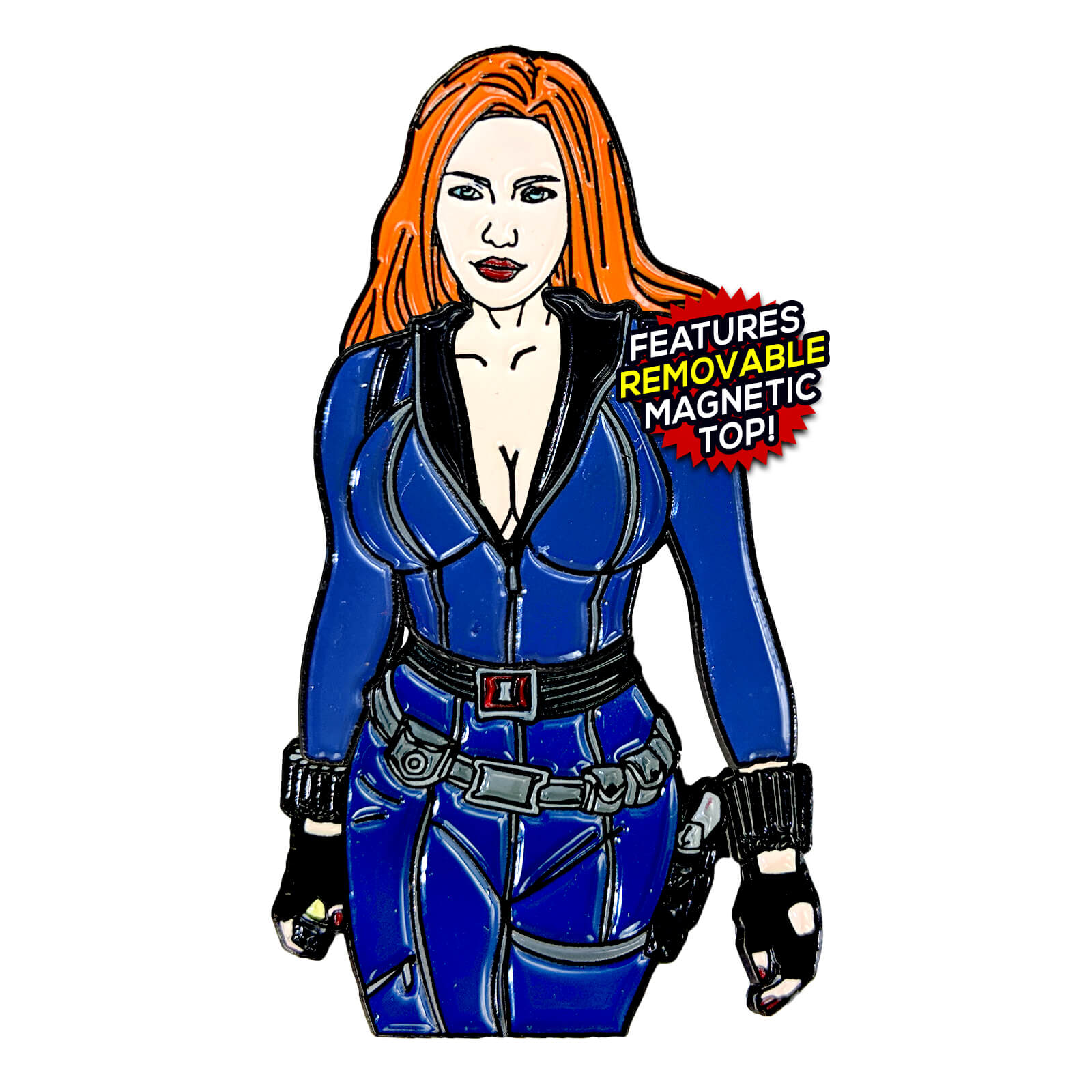 Black Widow (Avengers) After Hours Enamel Pin