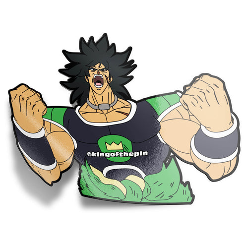 Broly (DBS Broly Movie) Sticker