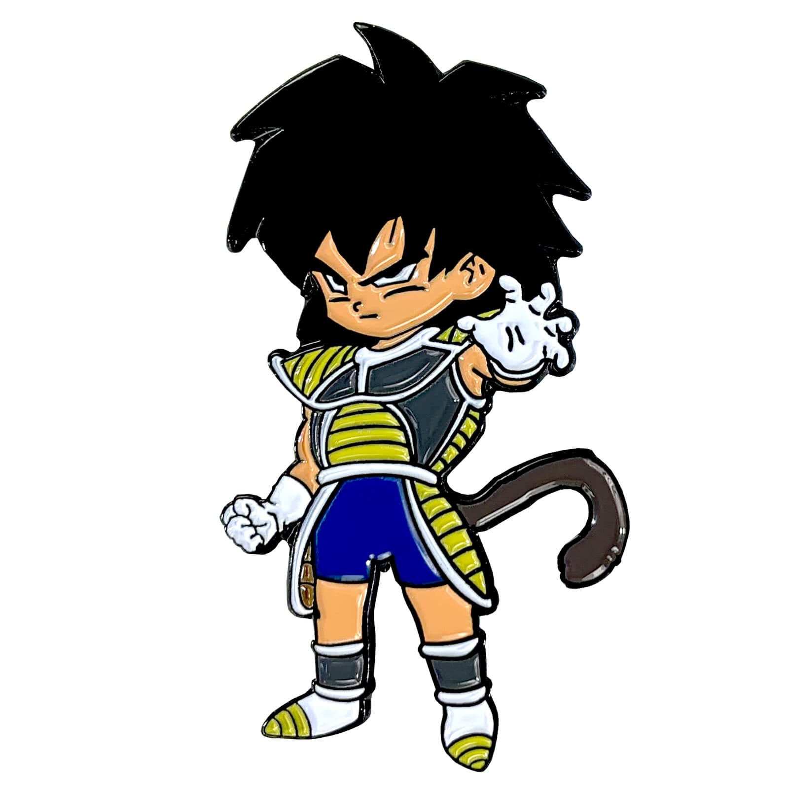 Broly Kid Saiyan (DBS Broly Movie) Enamel Pin