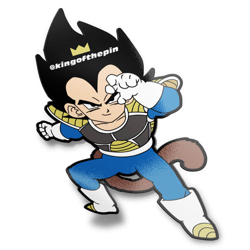 Vegeta Kid Saiyan (DBS Broly Movie) Sticker
