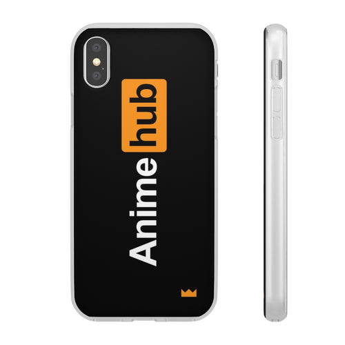 AnimeHub iPhone Case
