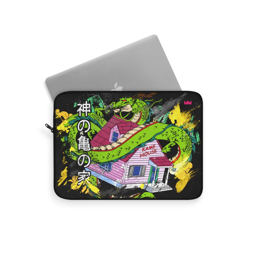 Divine Kame House [OG] Laptop/Tablet Sleeve