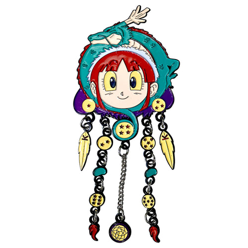 Dreamcatcher - Chi-Chi Enamel Pin