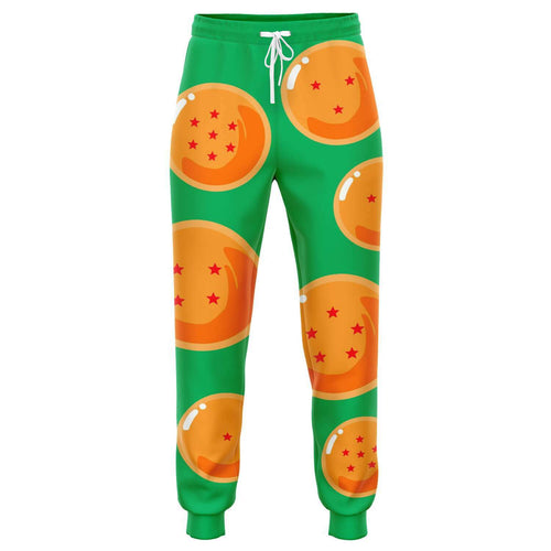 Dragon Balls (Green) Joggers