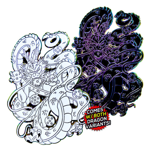Eternal Dragon [Arctic & Mystic] (2 Pin) Pin Pack