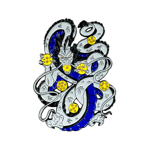 Eternal Dragon (v4 Ghost) Enamel Pin
