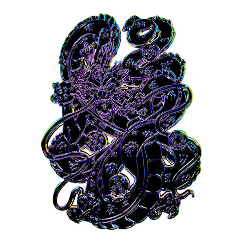 Eternal Dragon (Mystic Eclipse) Enamel Pin