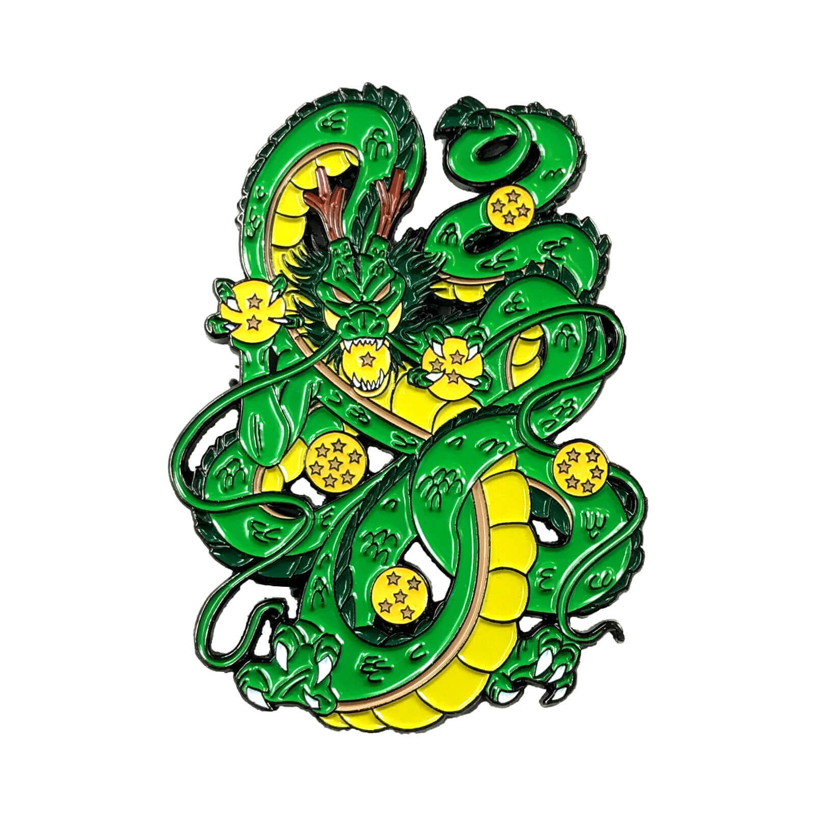 Eternal Dragon (v1 Original) Enamel Pin (2nd Ed.)