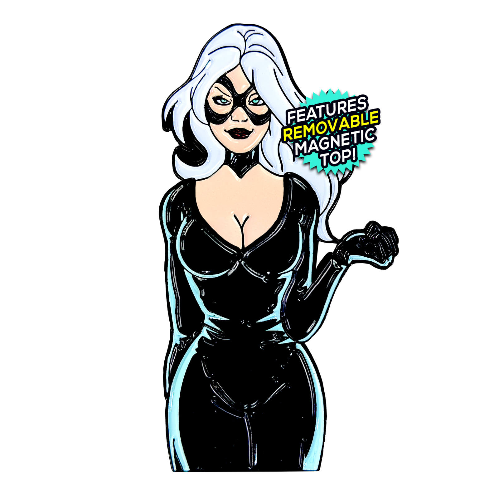 Black Cat [Felicia Hardy] (Spiderman) After Hours Enamel Pin