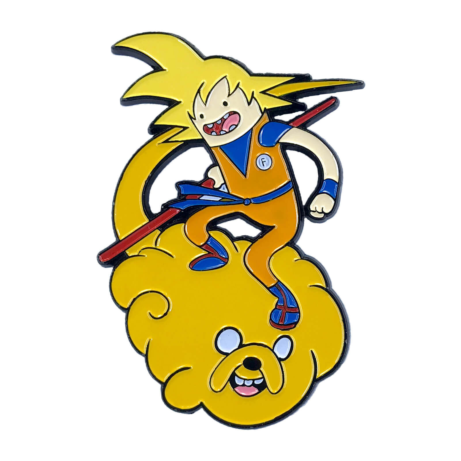 Finku 'Adventure Time Z' Enamel Pin