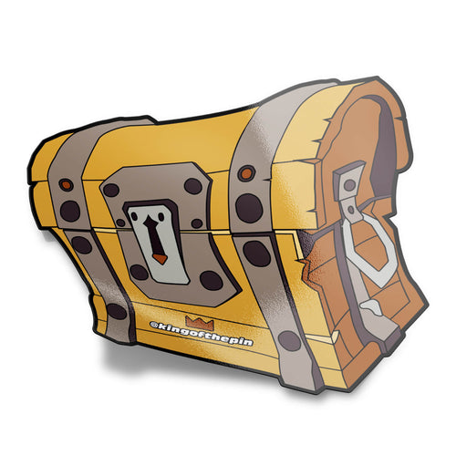 Fortnite Chest Sticker