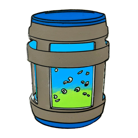 Fortnite Slurp Juice Enamel Pin