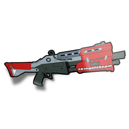 Fortnite Tactical Shotgun Sticker