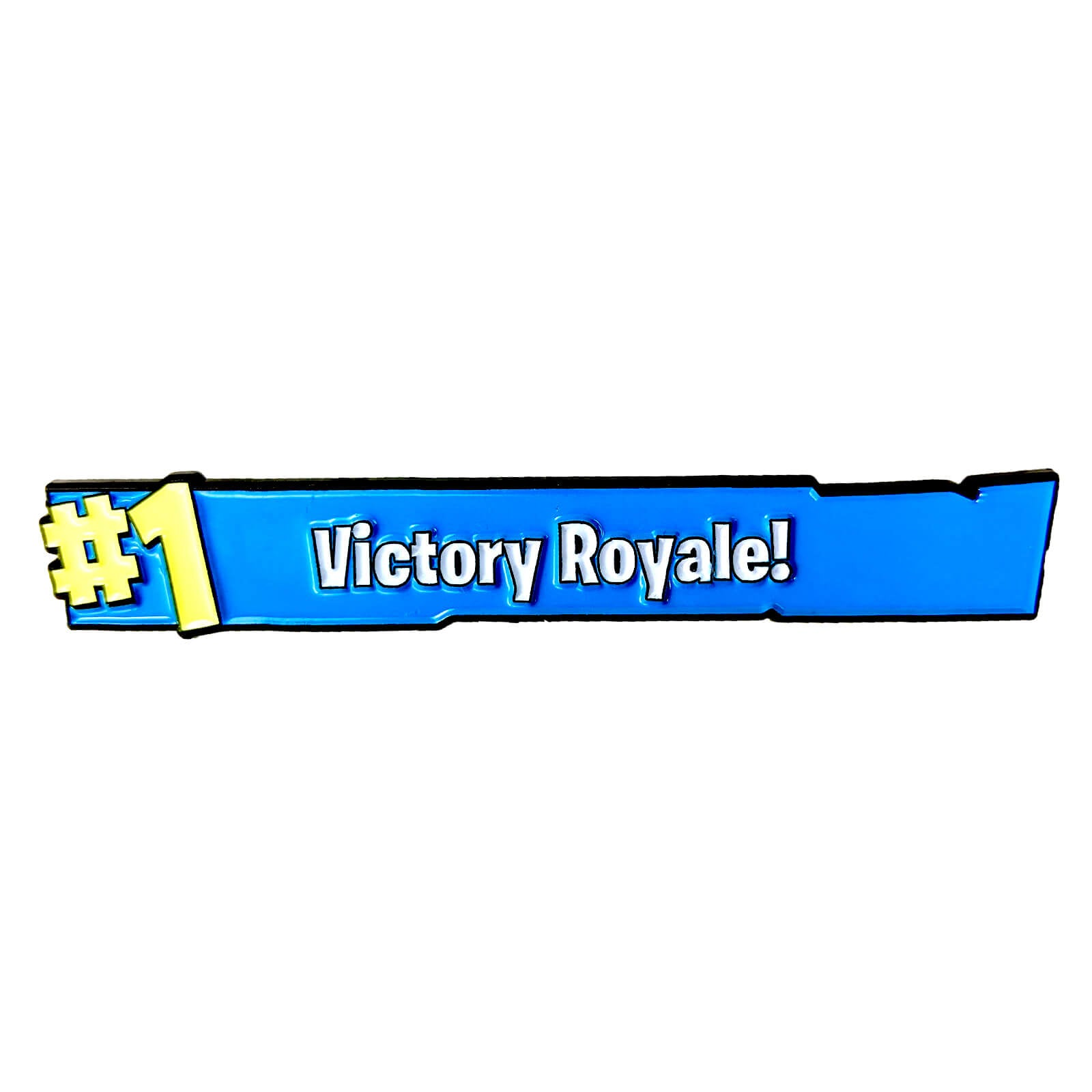 Fortnite Victory Royale v1 Enamel Pin