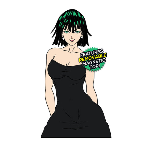 Fubuki (One Punch Man) After Hours  Enamel Pin